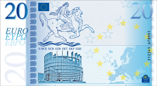 20 Euro banknote