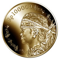 Indonesia bullion